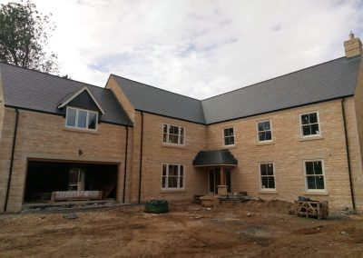 Hereward Homes, Slate