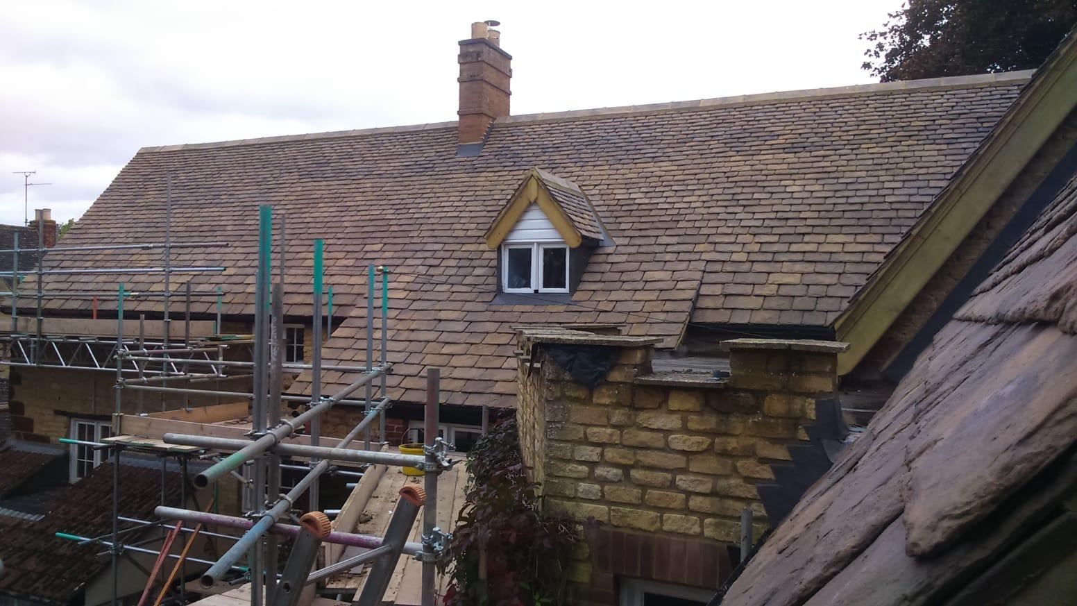 Warkton Roofing Roofing Contractors And Merchants Northamptonshire